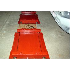 Подкладные автомобильные весы МВСК-15-А