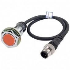 Индуктивные бесконтактные выключатели с разъемом на кабеле Серии PRW