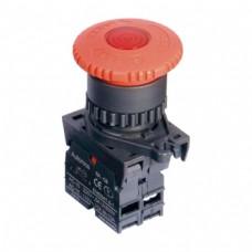Аварийные выключатели с кнопкой D40 Ø 22/25 мм S2ER-E4