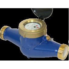 Счетчики воды для горячей и холодной воды крыльчатые многоструйные ВДХ-40